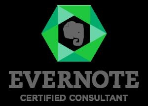 consultor certificado evernote